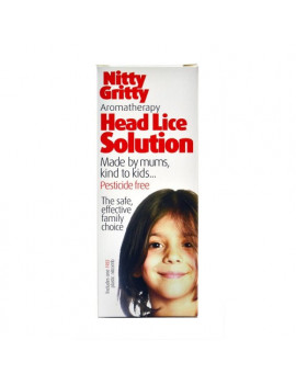 Nitty Gritty Head lice Solution