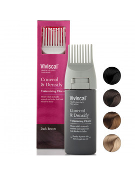 Viviscal Hair Fibers Dark Brown