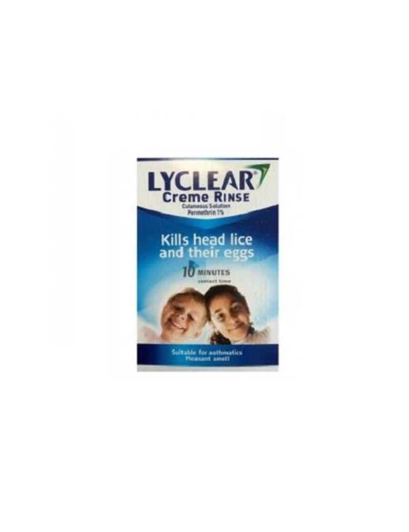 Lyclear Creme Rinse