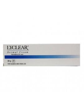 Lyclear dermal cream 5%