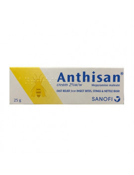 Antisan Cream