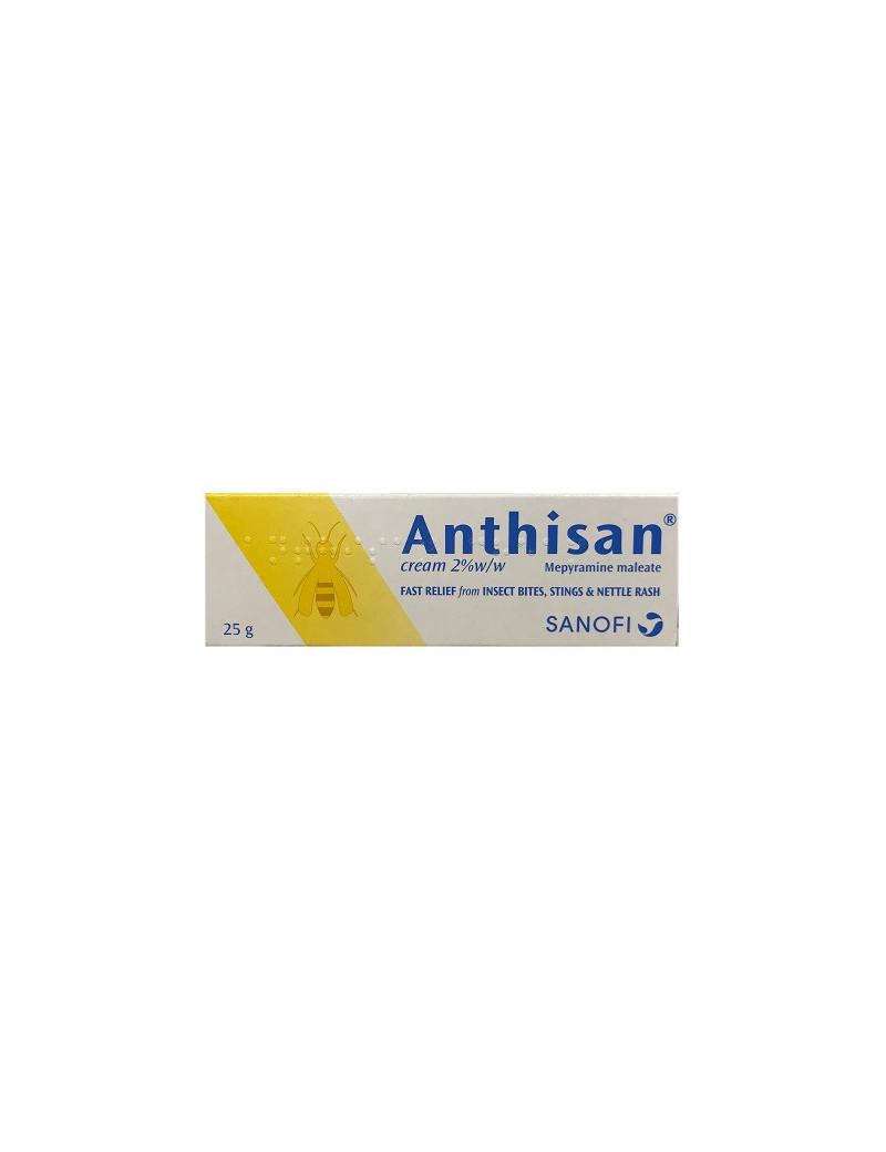 Antisan Cream