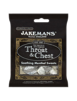 Jakemans Throat and Chest