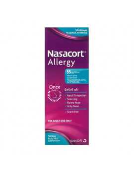 Nasocort Allergy