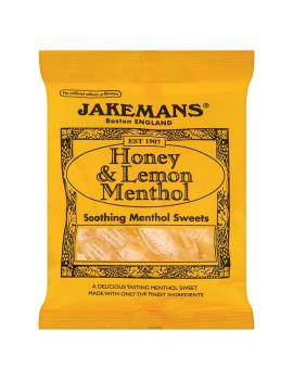 Jakemans Honey and Lemon