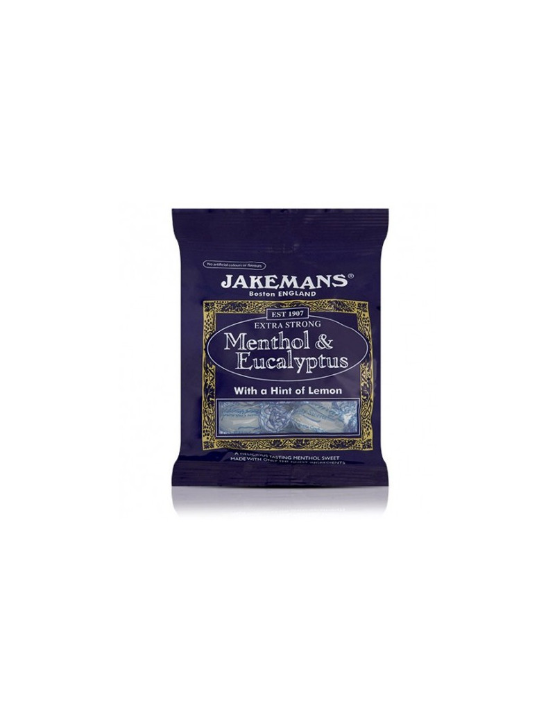 Jakemans Menthol and Eucalyptus