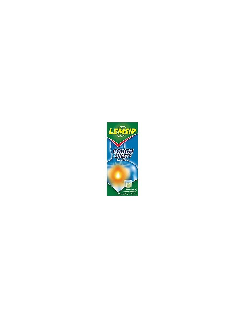Lemsip Chesty Cough