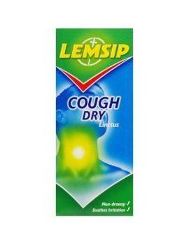 Lemsip Dry Cough Syrup