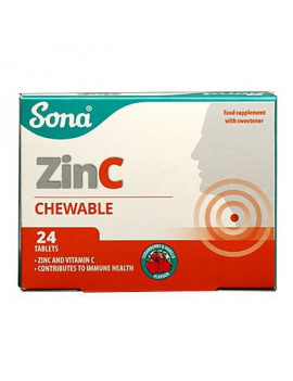 Sona Zinc Chewable