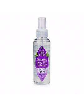 Escenti Tea Tree Childrens Head Lice Defense Spray