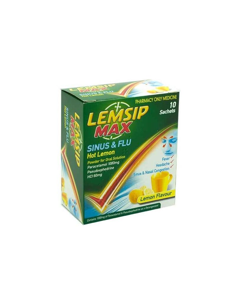 Lemsip Max Sinus & Flu