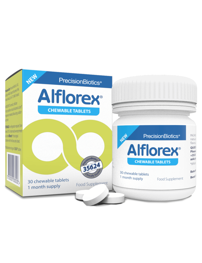 Alflorex Chewable Tablets