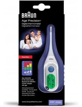 Braun Age Precision