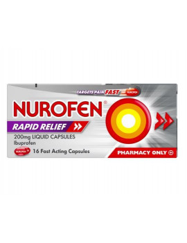 Nurofen Rapid Relief 200mg...