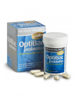 OptiBac Probitoics - For every day MAX