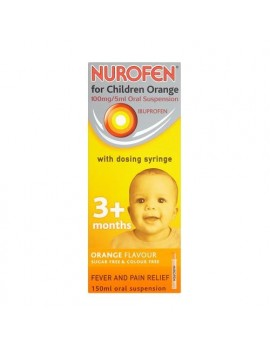 Nurofen for Children 3+ Months Orange