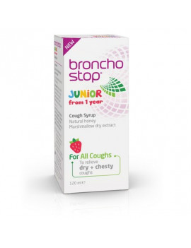 Bronchostop Junior
