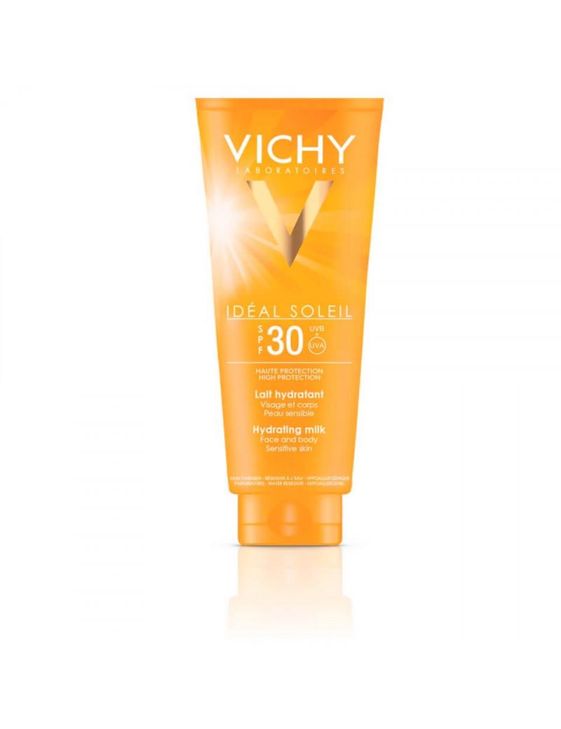 VICHY Idéal Soleil Sun-Milk for Face...
