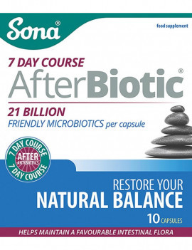 AfterBiotic - 7 Day Course