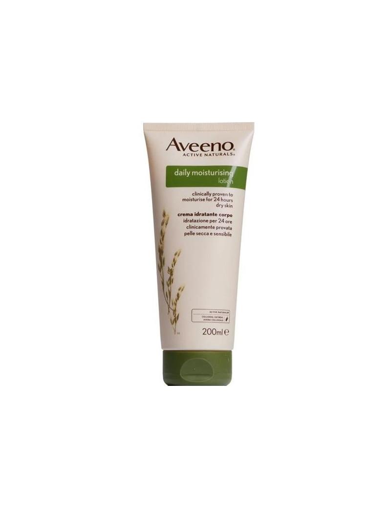 Aveeno daily moisturising body lotion