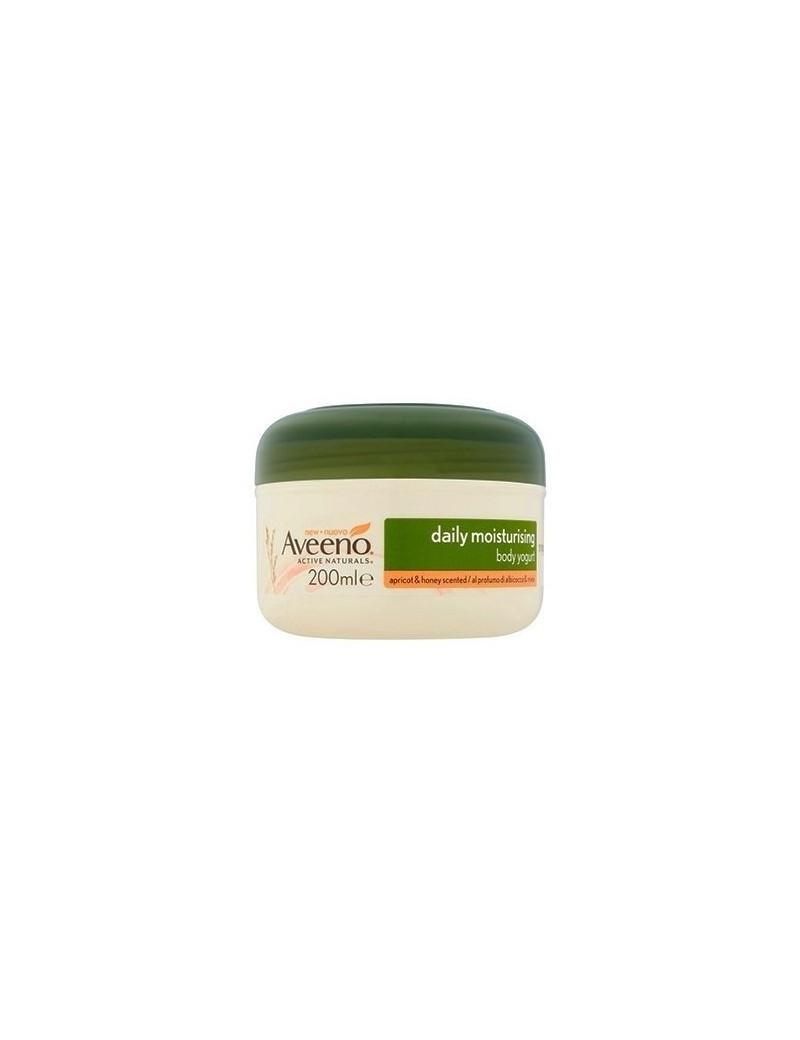 Aveeno Daily moisturising body yogurt apricot and honey scent