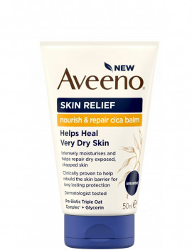 Aveeno skin relief nourish and repair cica balm