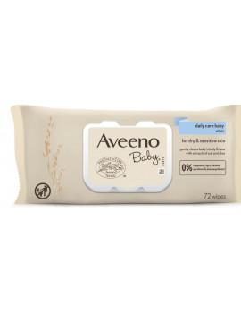 Aveeno baby wipes