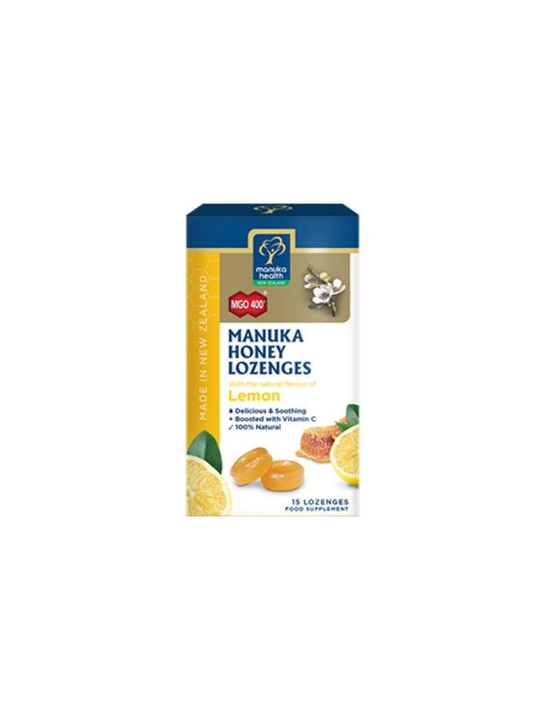 Manuka Health - Honey Lozenges - Lemon