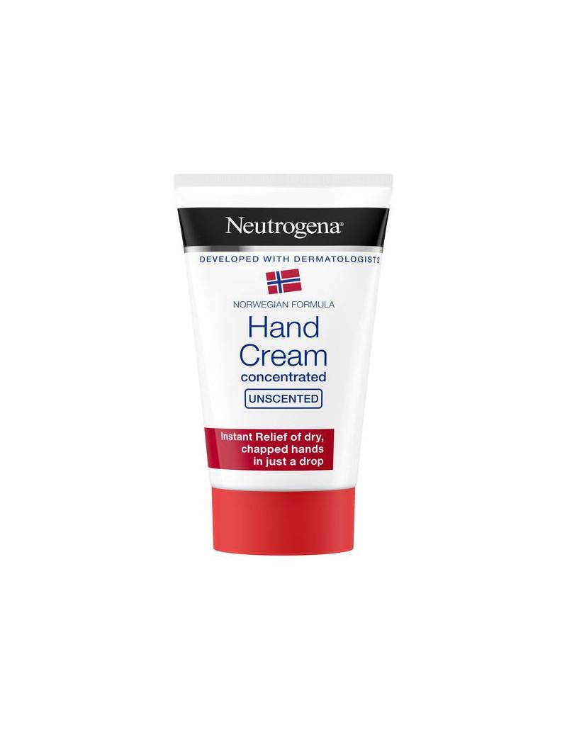 Neutrogena Norwegian Formula Hand Cream Concentrated (unscented)