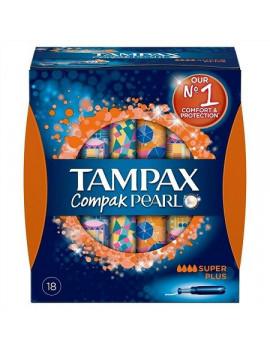 Tampax Pearl Compak