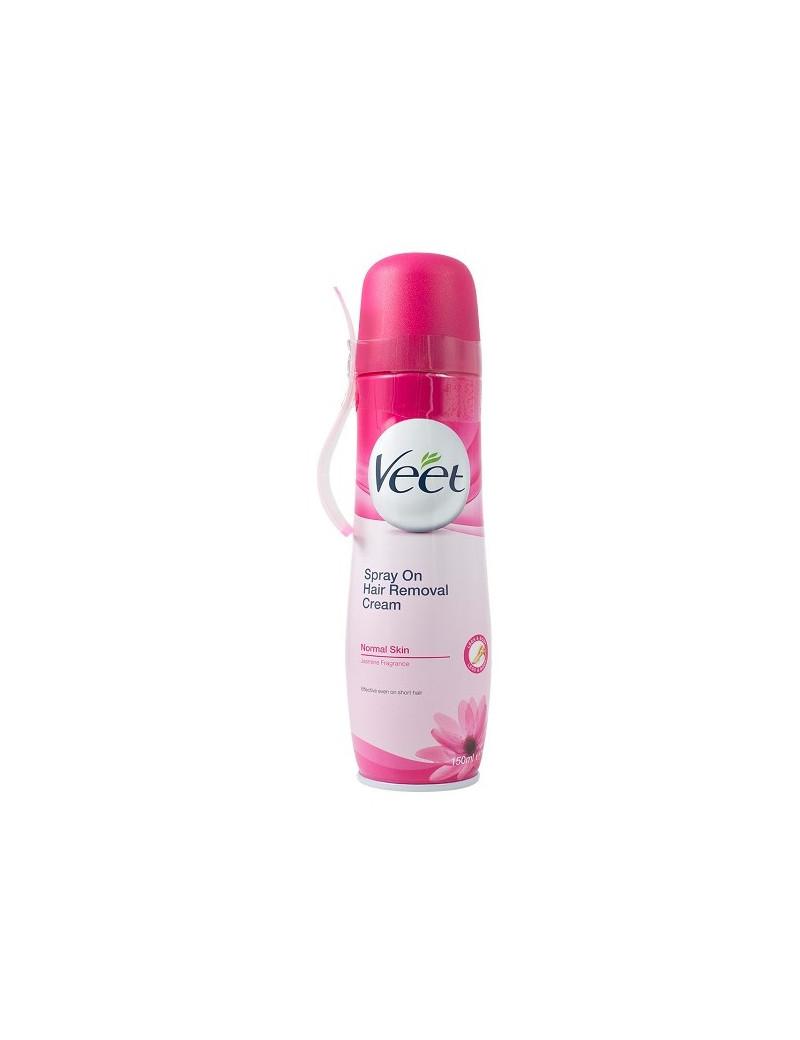 Veet Spray On Hair Removal Cream Normal skin