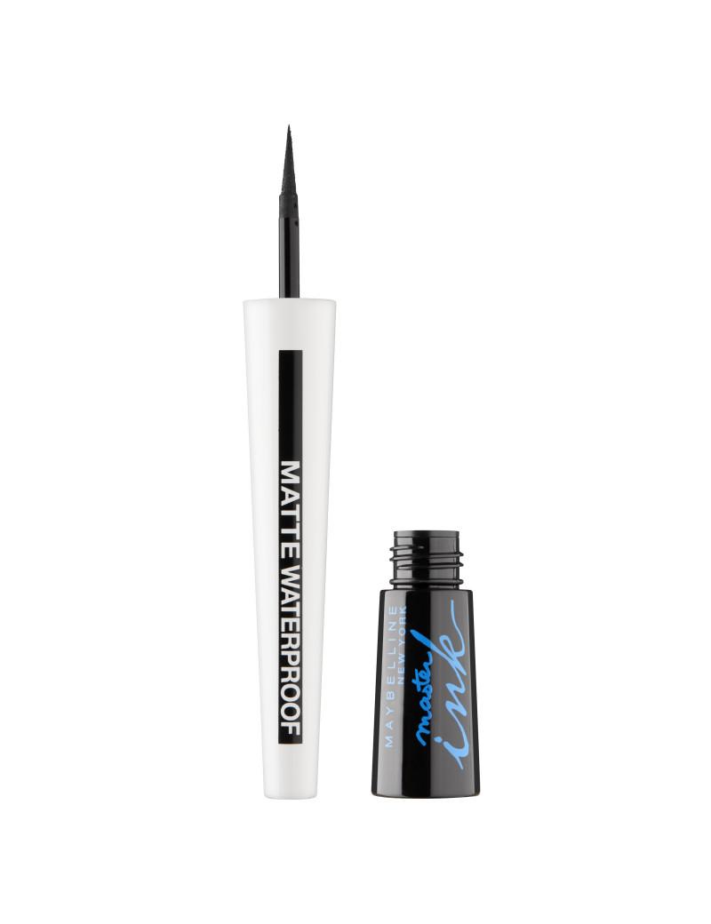 Maybelline Master Ink Matte Black Eye Liner 12g