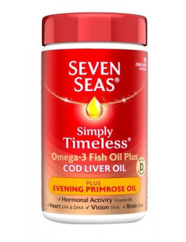 Pure Cod Liver Oil & Evening Primrose Oil