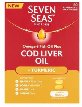 Cod Liver Oil & Turmeric