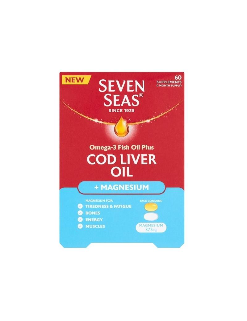 Cod Liver Oil & Magnesium
