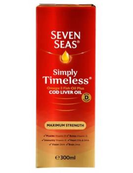 Pure Cod Liver Oil Max Strength Liquid