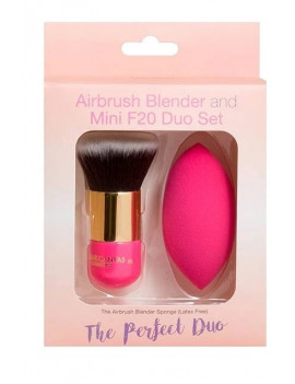 Blank Canvas Airbrush Blender & Mini F20 Duo Set