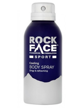 Rock Face Cooling Body Spray