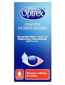 Optrex Clear Eyes Eye Drops