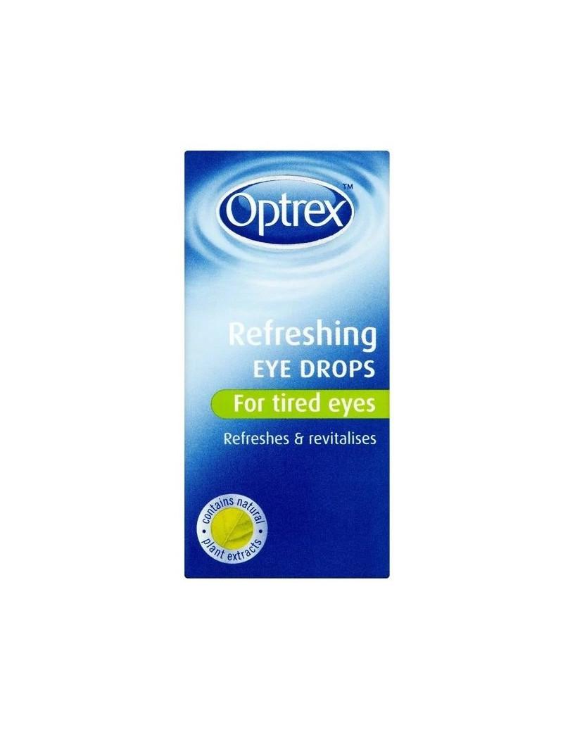 Optrex Refreshing Eyedrops For Tired Eyes