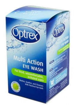 Optrex Multi Action Eye Wash For Tired