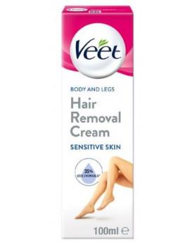Veet Silky Fresh Hair Removal Cream For Sensitive Skin