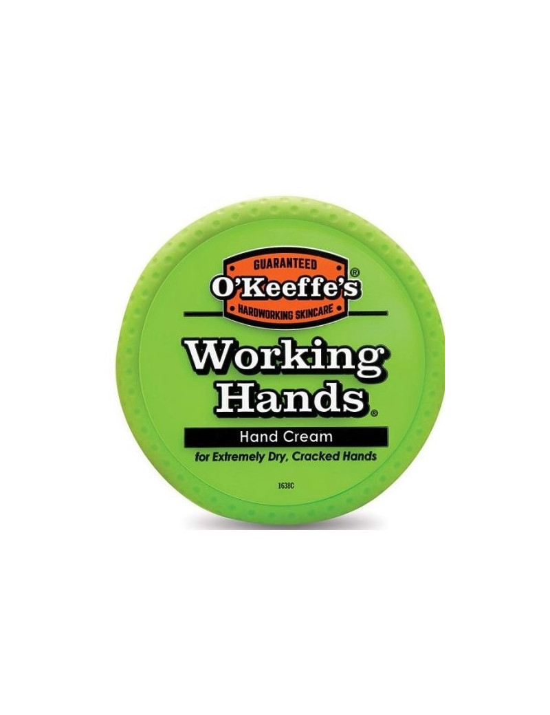 O'Keefee's Working Hands