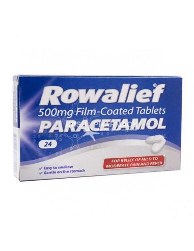 Rowalief 500mg Paracetamol