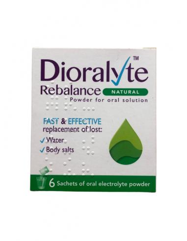 Dioralyte Rebalance Natural