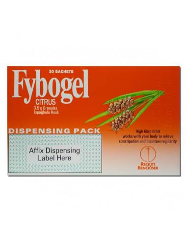 Fybogel Citrus 3.5g Sachets