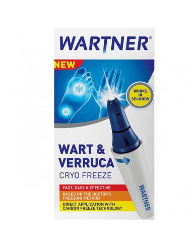 Wartner Wart & Verruca Cryo Freeze Pen
