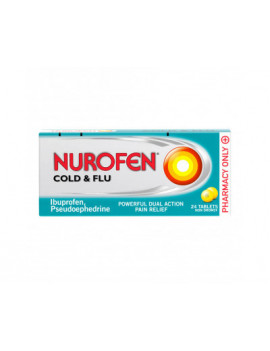 Nurofen Cold & Flu