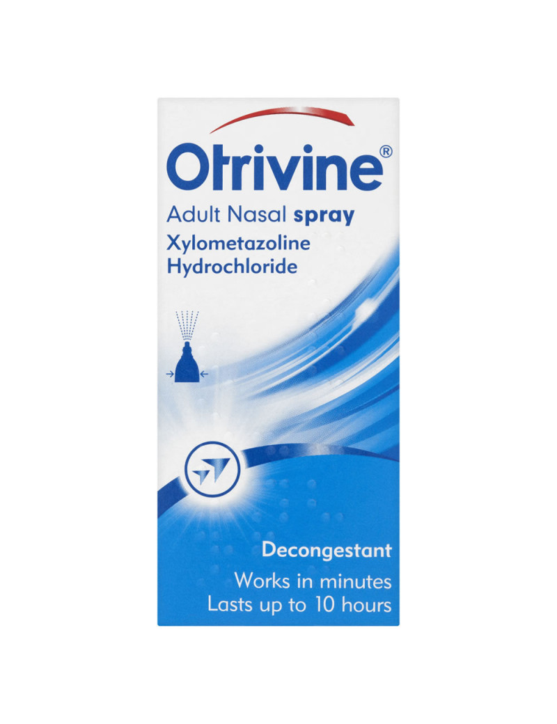 Otrivine Adult Nasal Spray