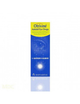 Otrivine Anthistan Eye Drops